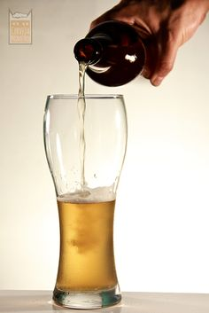 Uma versão diferente da cerveja artesanal American Wheat Pé Grande #American Wheat #craftbeer #homebrew