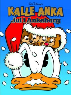 GCD :: Cover :: Kalle Anka: Jul i Ankeborg Price Page, Christmas Comics, Disney Characters, Fictional Characters, History, Cover, Historia, Fantasy Characters