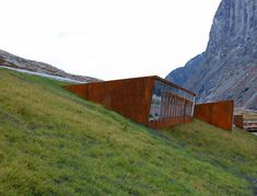 National Tourist Route Trollstigen,Courtesy of Reiulf Ramstad Architects