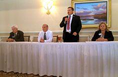School Board candidates debate past, future decisions