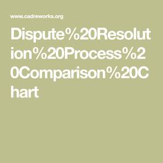 6 Options For Resolving Iep Dispute >> 27 Best Dispute Resolution In Special Education Images In 2019