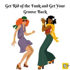 Get rid of the funk and get your organize groove back | Decluttr Me