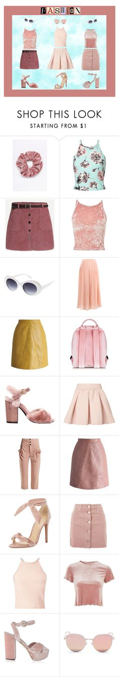 """""""mean-girls"""" by gwen-box ❤ liked on Polyvore featuring Miss Selfridge, Chicwish, Strategia, Witchery, Étoile Isabel Marant, Alexandre Birman, Topshop, Dolce&Gabbana and Stephane + Christian"""