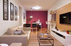 Salas de TV e jantar para inspirar  Ameeeeeei!!! ❤️❤️❤️ - #sala #saladetv #saladejantar #design #decoração #arquitetura #acasaqueeuquero #novidades #instagram