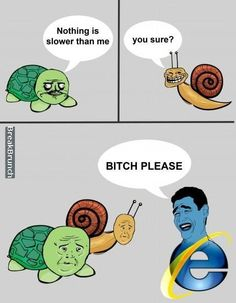 Nothing is slower than me // funny pictures - funny photos - funny images - funny pics - funny quotes - Crazy Funny Memes, Really Funny Memes, Stupid Funny Memes, Funny Relatable Memes, Haha Funny, Funny Posts, Funny Quotes, Memes Humor, Memes Br