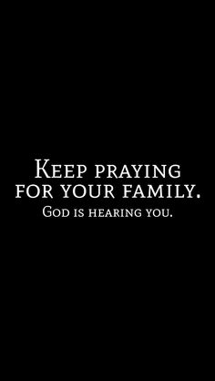 My family is everything ❤️ I protect what's mine #GodisGoodAllTheTime