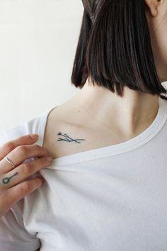 //14 delicate tattoo ideas we're bookmarking for later #Tattoos
