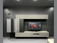 Mueble de salon de diseño