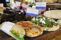 Joburg's Fresh Earth Food Store is a renowned health-food emporium that caters for vegetarians and vegans through its well-stocked retail store and café.