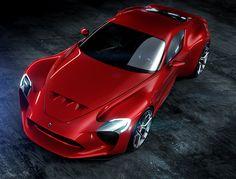 612 GTO III renderings for Sasha Selipanov on Behance