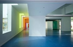 educational centre en el chaparral by alejandro munoz miranda