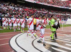 Recibiendo al campeón de campeones. #RiverPlate #Libertadores #SurugaBank