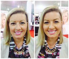 Avant et Après - Bar à sourcils Annabelle / Salon d'achat Jean Coutu #eyebrowsonfleek #GalaPJC #BrowGame