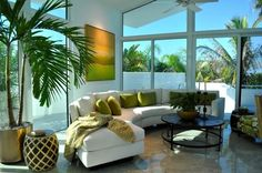 Tropical Home Decor | tropical decor