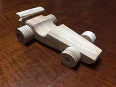 Wooden Toy race car #woodworkingforkids