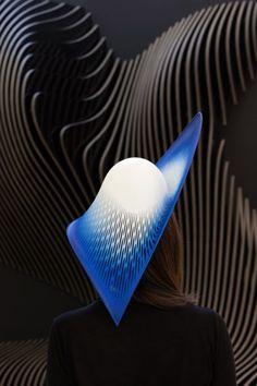 Zaha Hadid inspirálta kalap