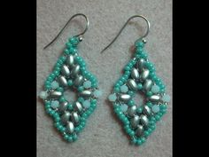 Kelly from Off the Beaded Path, in Forest City, North Carolina brings you a another great project. Kelly shows you how to make a pair of earrings, using supe...