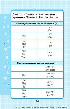 Вакуленко. Английский язык: 1-4 классы в таблицах и схемах. - Ketevan Kalatozishvili