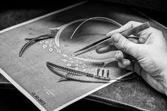 Splendeurs de Russie necklace-tiara - Savoir-faire #revesdailleurs #highjewelry #boucheron