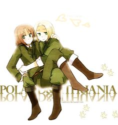 """""""Feliks, can you let me down now? Why are you even holding me like this?"""" …...... """"Don't question me, Liet, shut up."""""""