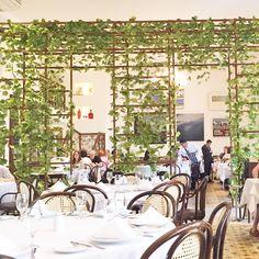 "Mariana Martins on Instagram: ""Had a great time at this beautiful place today with my family. // Momentos ótimos com minha família nesse lugar lindo hoje. ❤️ #iguatemi #campinas #décor #restaurant #family #domingo #sunday #eltranvia"""