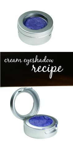 This easy cream eyeshadow recipe requires just three ingredients and results in a beautiful and highly pigmented cream eyeshadow with a smooth application and lasting results.