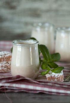 Cómo hacer yogures con Thermomix. Yogur Rose de Reims biscuits (Trucos de…