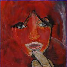 Image result for marlene dumas self portrait