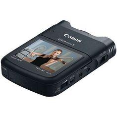 bc5becd56562 Canon Vixia mini X Camcorder Black SHIP FREE Video Camera