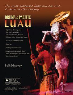 Best Of Maui - Drums of the Pacific at Hyatt Regency