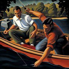 Fishermen / Kenton Nelson