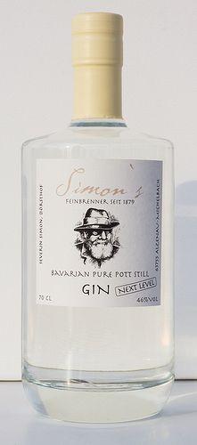 Simon's Gin - Next Level
