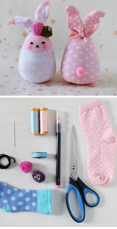 14 Easy & Creative Crafts Ideas With Old Socks