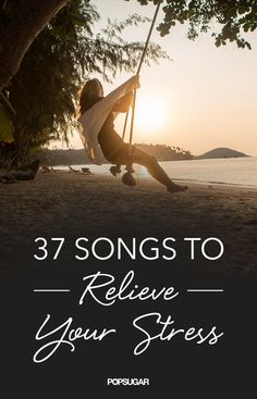 Relieve your stress with some soothing tunes.