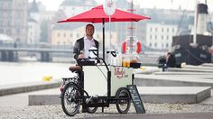 The Bike-Powered Coffee Cart That Could Take On Starbucks   Co.Exist   ideas + impact