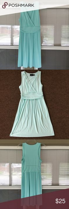 Cynthia Rowley Turquoise/ Aqua Dress, Size Medium Cynthia Rowley Turquoise/ Aqua Dress, Size Medium. Perfect for summer. The color is so pretty! Great Used Condition, I only wore and washed a few times. Can dress up with heels or down with flip flops. No trades, but reasonable offers are welcome. Smoke and pet free home. Cynthia Rowley Dresses