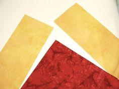 Tuto : comment faire des angles en onglet pour vos patchs | Au fil d'Emma - Idées patchwork et couture facile