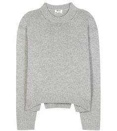 Acne Studios Shora wool and cashmere sweater