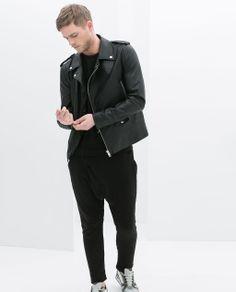 Immagine 1 di PANTALONI ALLA TURCA TAGLI di Zara