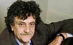 """I tell you, we are here on Earth to fart around, and don't let anybody tell you different."" —Kurt Vonnegut, who would've been 92 today"