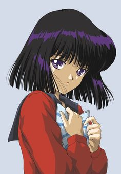 Hotaru - Sailor Saturn Fan Art (28769453) - Fanpop