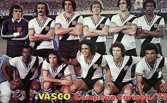 Vasco da Gama 1977 - Carioca