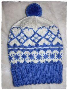 Lenashobbyblogg: Strikkeluer Knitted Hats, Knitting, Fashion, Moda, Tricot, Fashion Styles, Knit Caps, Cast On Knitting, Stricken