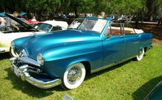 this very rare four-door convertible model that had a production run of a scant 131 units. Back in 1951 it retailed for a pricey $3,075, so it's no wonder that so few were produced - See more at: http://blog.hemmings.com/index.php/2015/05/12/frazer-of-distinction-the-rarely-seen-1951-manhattan-convertible/#sthash.BuEsCcN9.dpuf