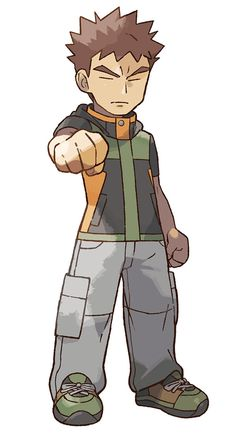 Brock character artwork from Pokémon: Let's Go, Pikachu! and Let's Go, Eevee! – Poke Ball The post Brock character artwork from Pokémon: Let's Go, Pikachu! and Let's Go, Eevee! – Poke Ball appeared first on Poke Ball.