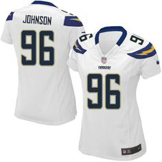 Nike Antonio Gates Los Angeles Chargers NFL Boys Youth 8-20 Powder Blue Alternate On-Field Jersey