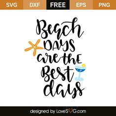 View Better Days – Svg, Png & Vector Cut Files DXF