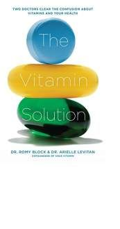 YAH GOTTA READ THIS!: Advice and How-To:  The Vitamin Solution with Dr. ...