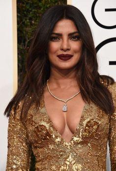 Os 5 melhores looks de beleza dos Globos de Ouro 2017 - Moda & Style