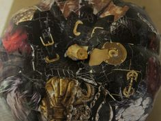 make a purse out of a pumpkin fashion luxe pumpkin thanksgiving decorations decoupage with magazines no carve